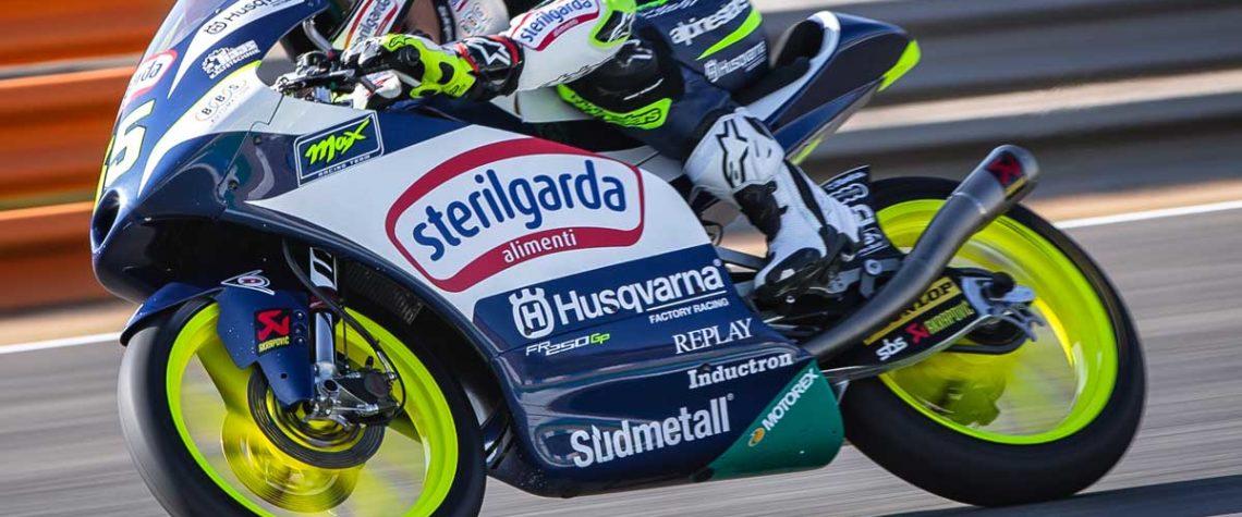 Fenati Husqvarna Motorcycles Moto3