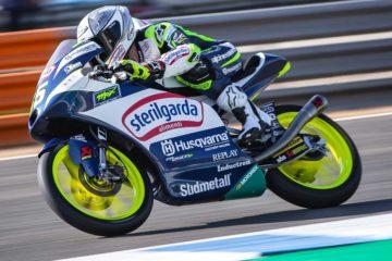 Husqvarna Motorcycles riparte in Moto3 da Jerez