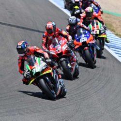 Aprilia MotoGP Jerez