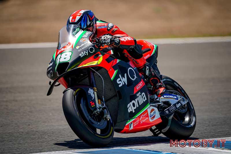 Bradley  Aprilia  MotoGP
