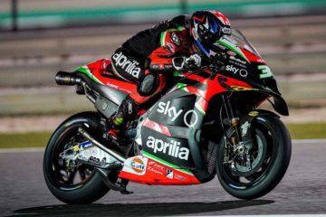 FPT Industrial partner ufficiale del Team Aprilia Racing in MotoGP