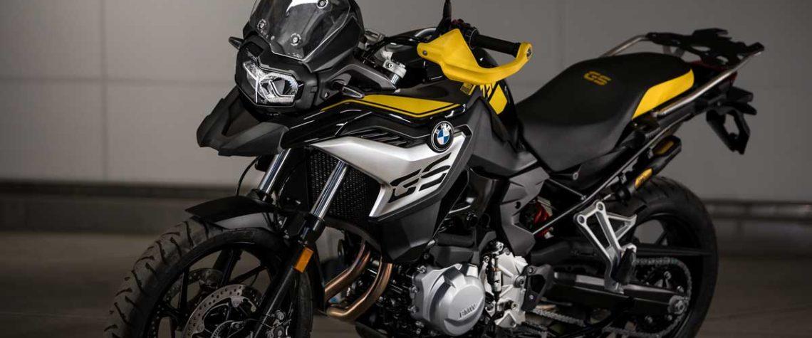 BMW GS - Serie F