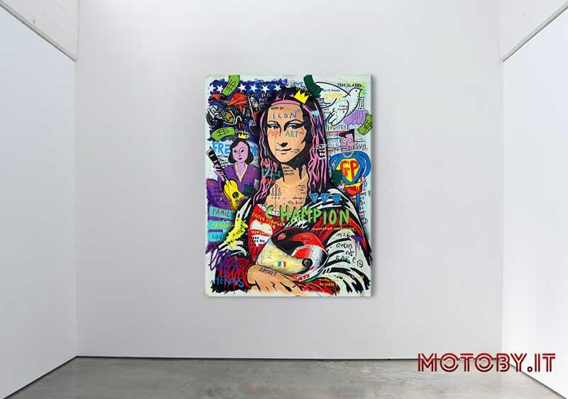 Jisbar Ducati Mona Lisa