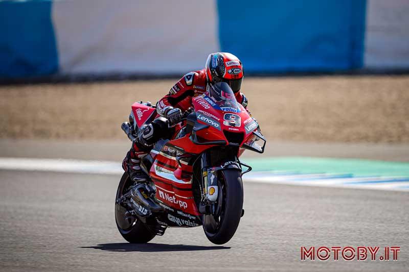 Ducati Team Danilo Petrucci