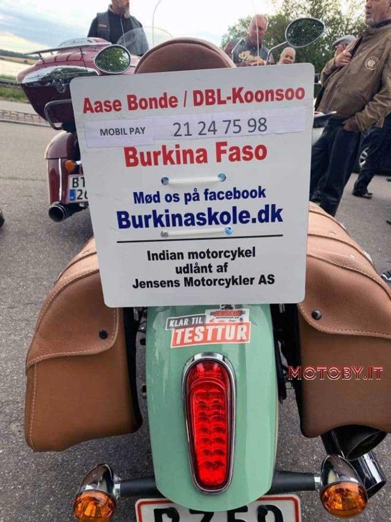 Aase Indian Motorcycles Danimarca