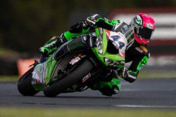 Kawasaki Puccetti Racing a Misano CIV per prepararsi al Mondiale
