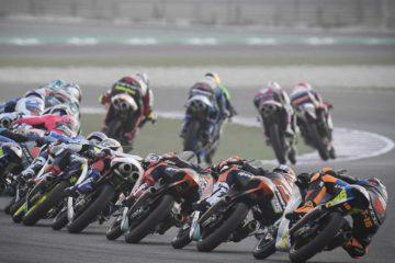 La stagione Moto2 e Moto3 riprende il via con Dunlop