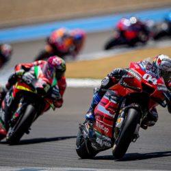 Andrea Dovizioso Moto GP Ducati Andalusia