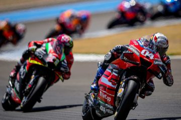 Dovizioso su Ducati sesto nel GP di Andalusia a Jerez