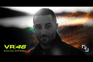 Joseph Capriati e VR46 Racing Apparel