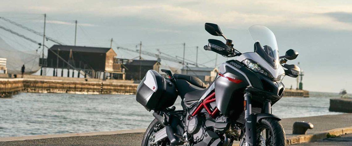 Ducati Multistrada 950S GP White