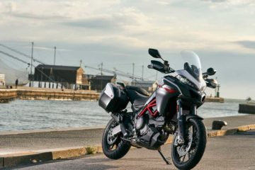 Ducati Multistrada 950S GP White