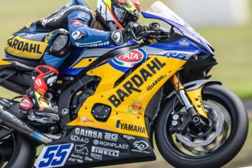 Bardahl Evan Bros. WorldSSP