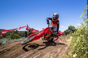 Honda CRF450R MY2021