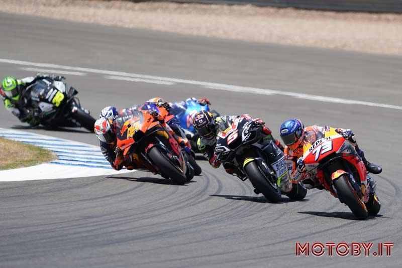 Alex Marquez Repsol Honda MotoGP Jerez