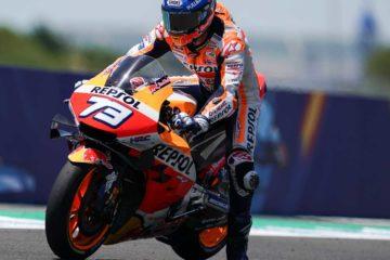 Alex Marquez recupera 13 posizioni per la prima top ten personale in MotoGP