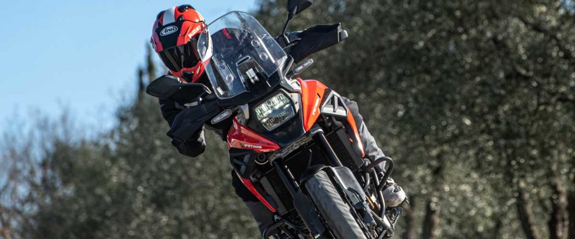 V-Strom Tour 2020: nuovo week-end di test