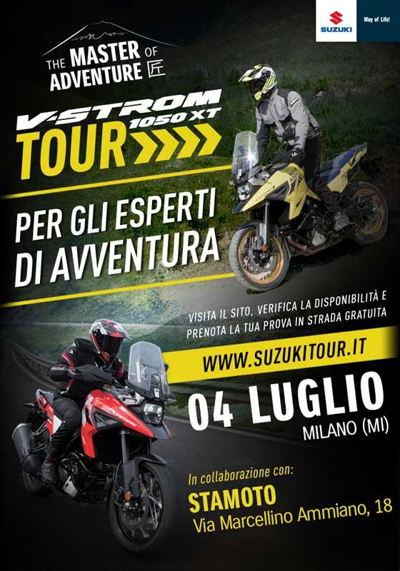 V-Strom Tour 2020