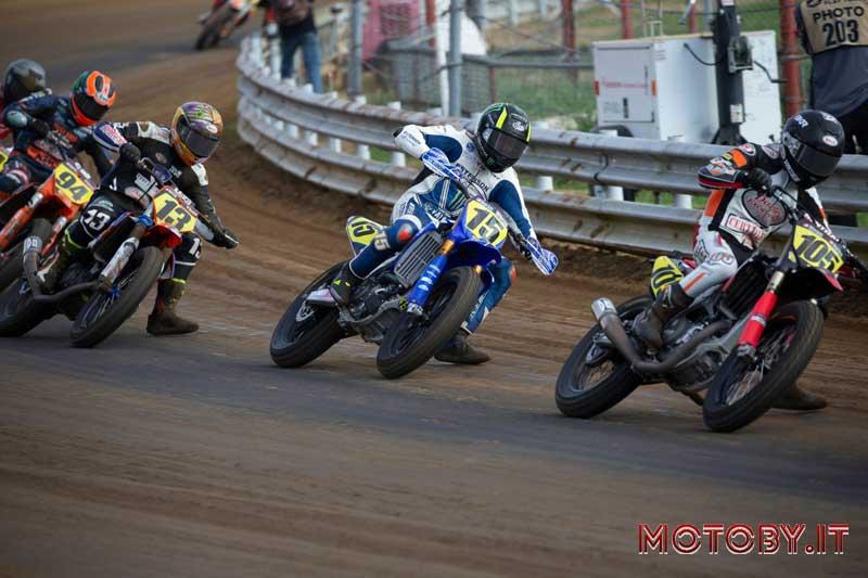 Mikey Rush Estenson Racing Yamaha