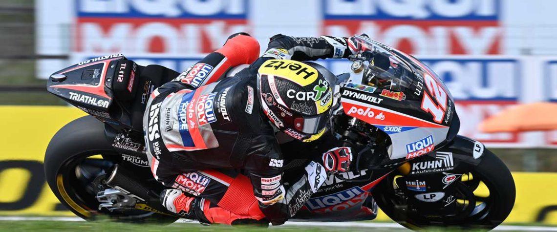 Liqui Moly sponsor Moto GP