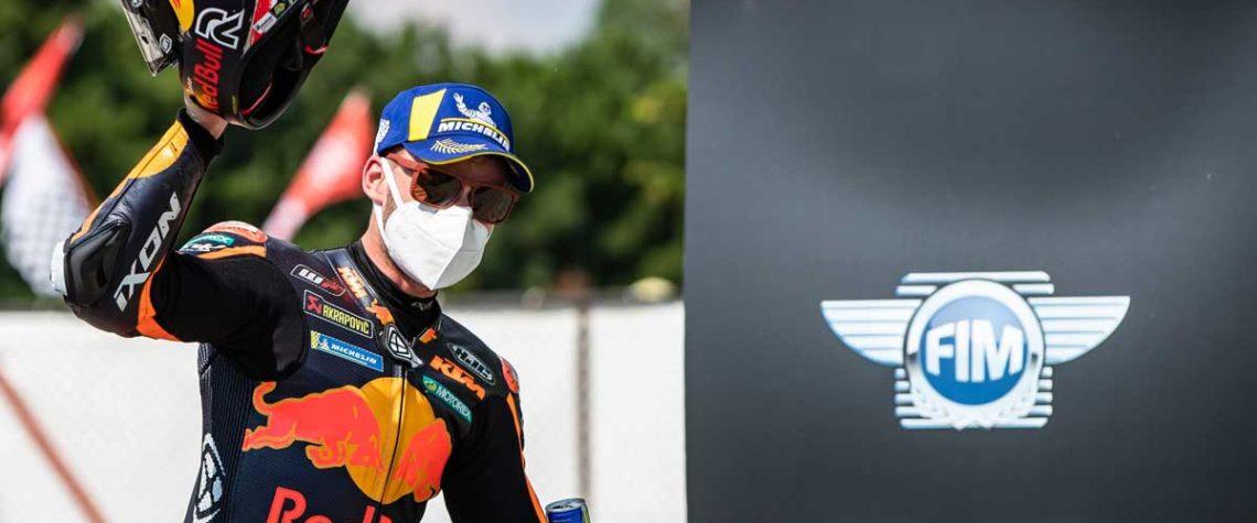 KTM MotoGP Brad Binder