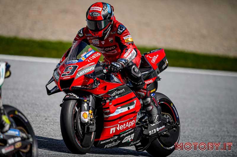 Petrucci MotoGP Austria