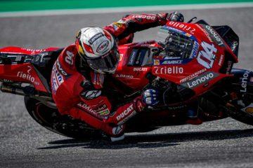 Dovizioso regala la 50a vittoria di Ducati in MotoGP