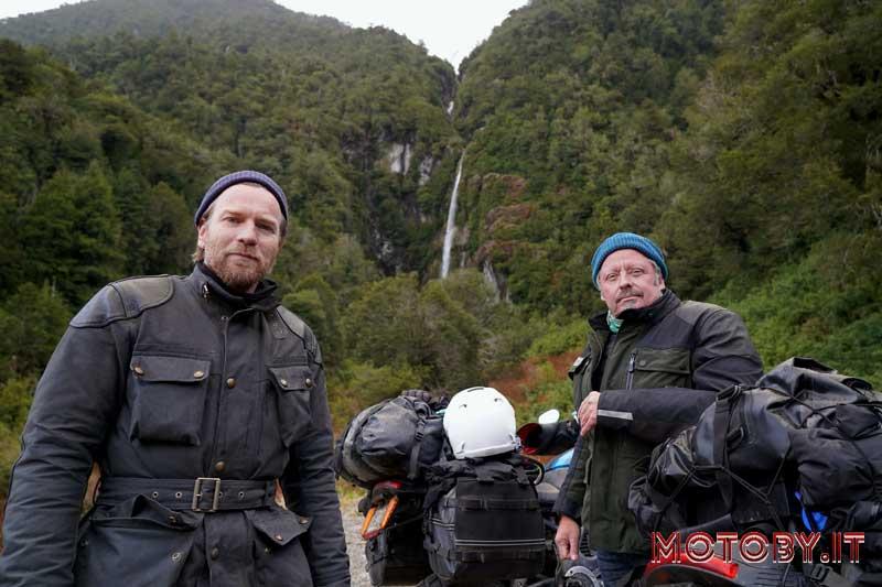 Long way up con Ewan McGregor e Charley Boorman