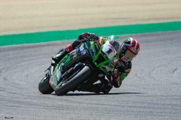Jonathan Rea Kawasaki Superbike
