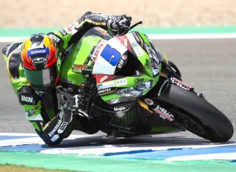 Terzo e quarto posto per Kawasaki Puccetti Racing