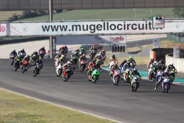Pirelli Cup al Mugello Circuit