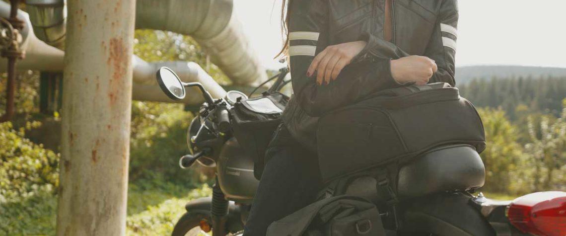 Borse Moto Detlev Louis