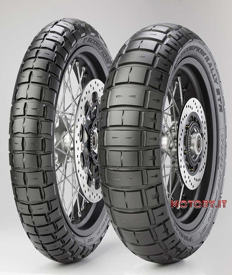 Pneumatici Pirelli SCORPION™ RALLY STR