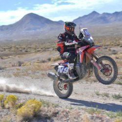 Ricky Brabec Monster Energy Honda Team Vegas to reno