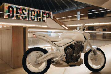 Triumph Trident Design Prototype