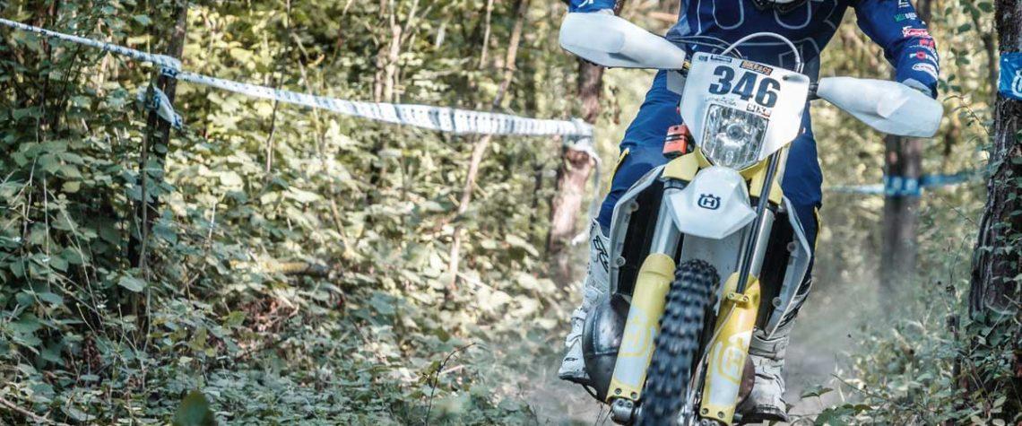 Trofeo Enduro Husqvarna Villalvernia