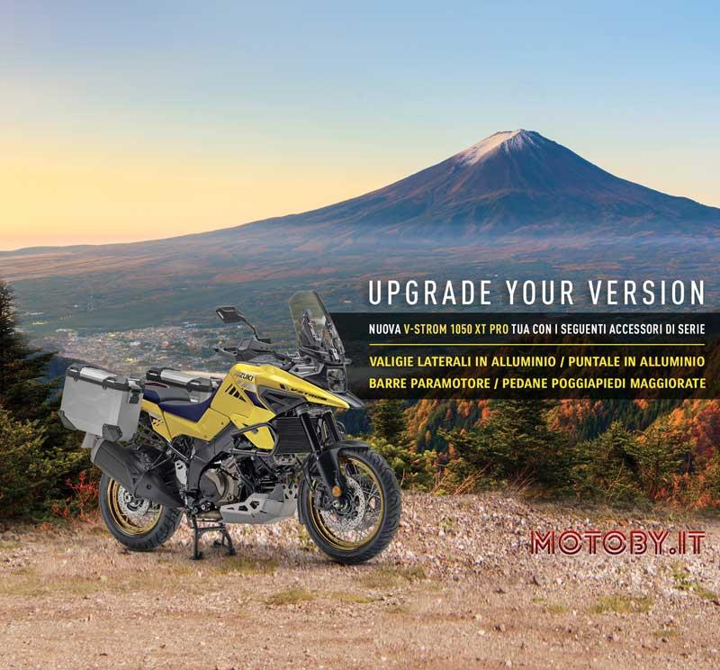 Suzuki V-Strom 1050XT Pro