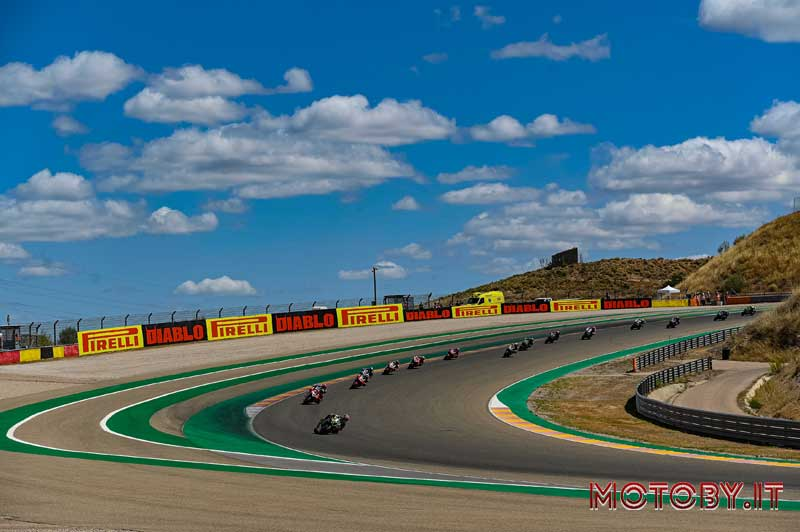 World SuperBike Aragona