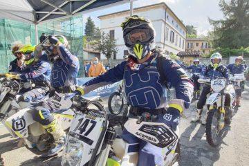 Trofeo Enduro Husqvarna: 150 piloti al via della seconda prova