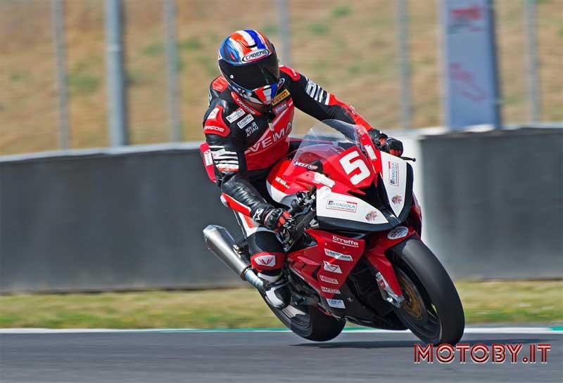 Alessio Velini Pirelli Cup CIV
