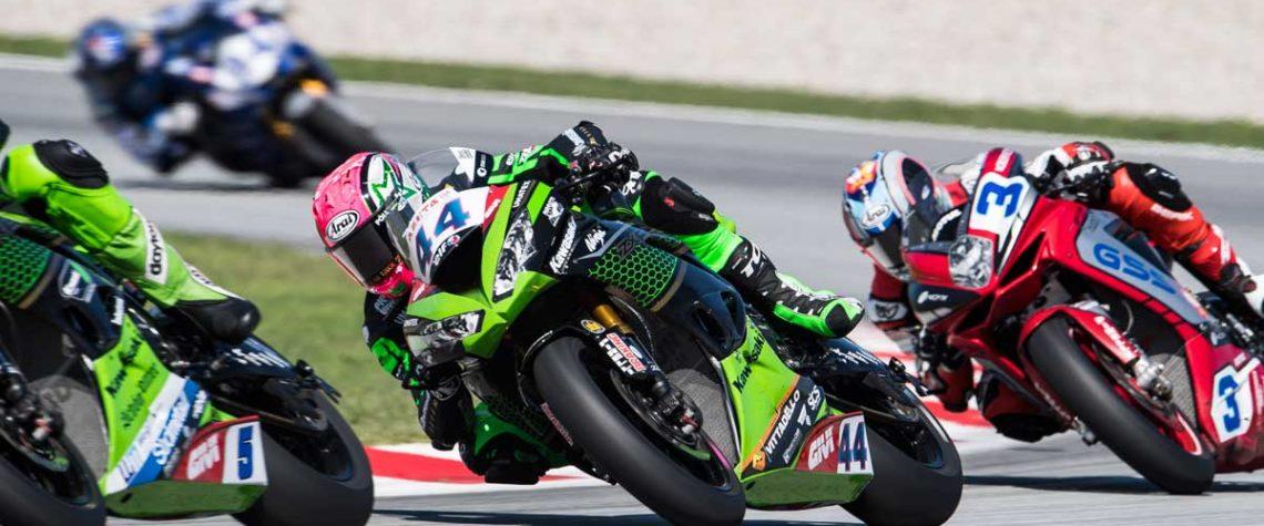 Kawasaki Puccetti Racing Catalogna Superbike