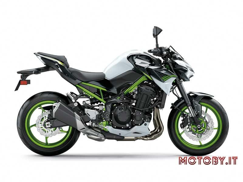 Kawasaki Z900 MY2021