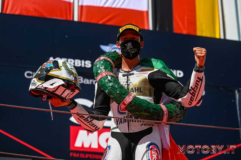 Andrea Locatelli SuperSport Winner