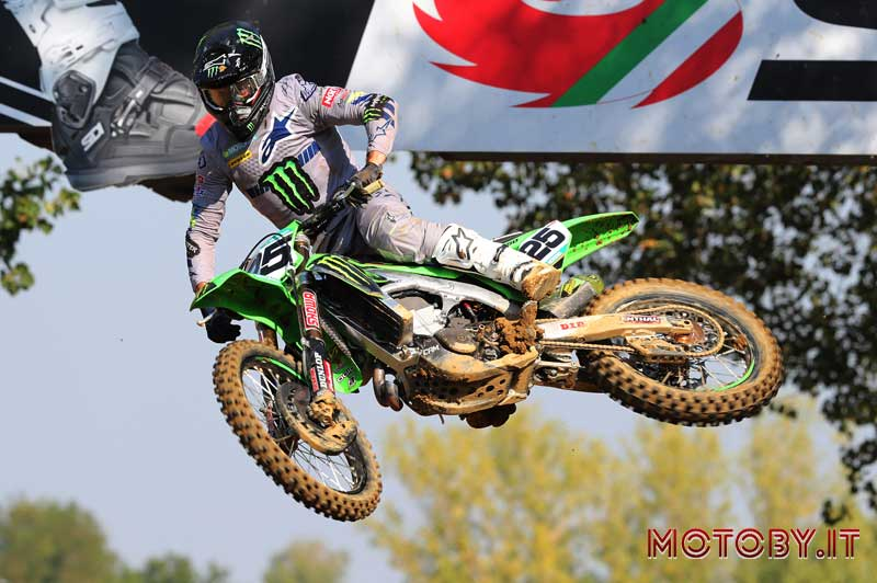 Desalle Monster Energy Kawasaki Racing Team