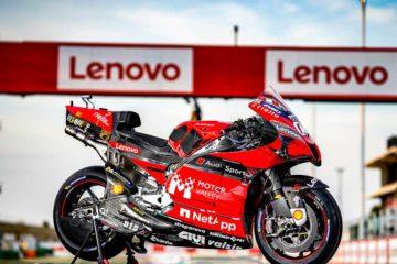 I piloti ufficiali Ducati Corse per la stagione MotoGP 2021