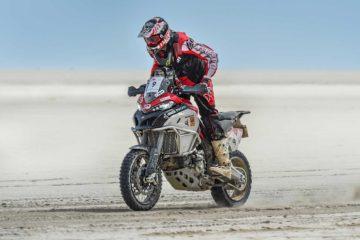 Primo posto al Transanatolia Rally per la Ducati Multistrada!
