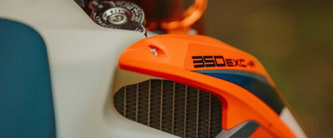 KTM 350 EXC-F WESS Special Edition