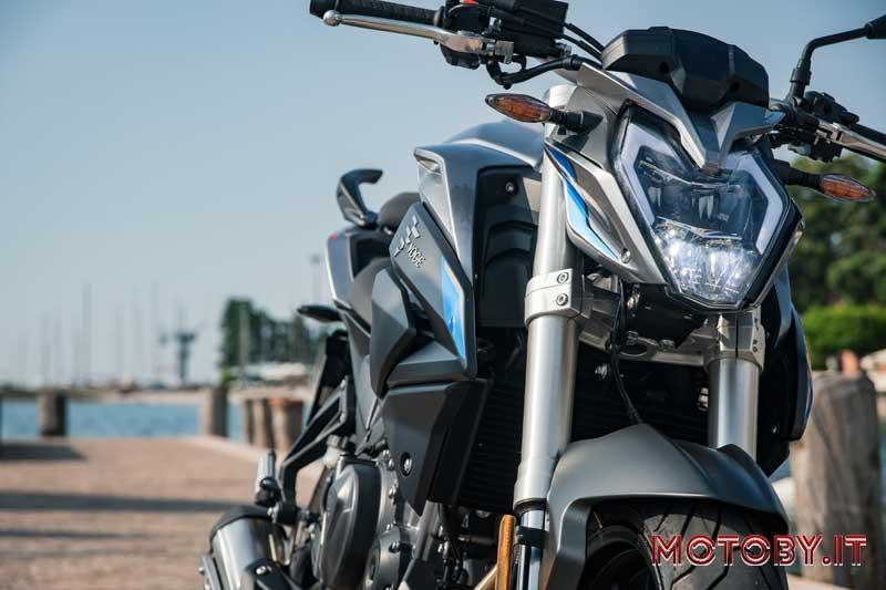 Voge Brivido500R