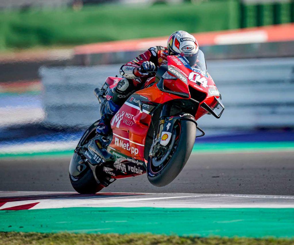 Andrea Dovizioso Ducati Misano