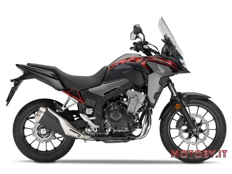 Honda CB500X MY2021